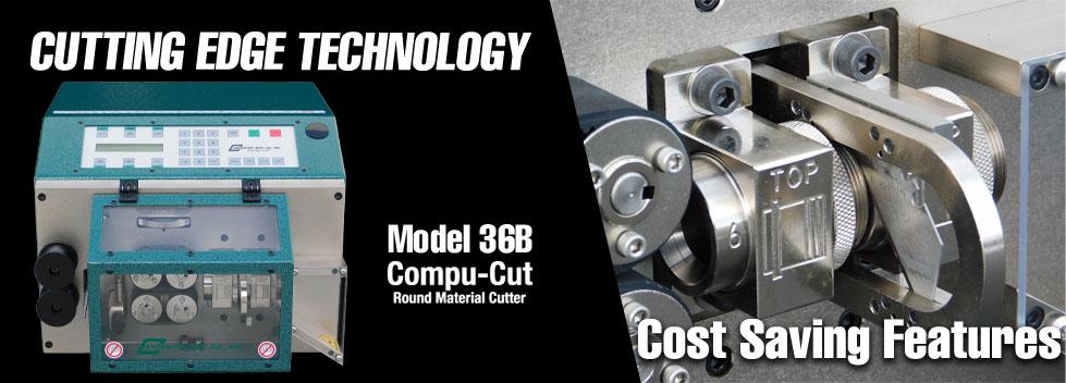 36B - Cutting Edge Technology
