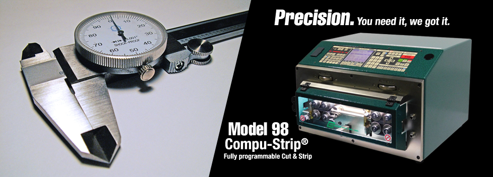 Model 98 - Precision. You need it, we got it.